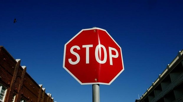 Winding up SMSF stop sign