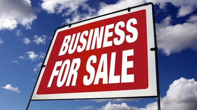 Business for sale billboard.